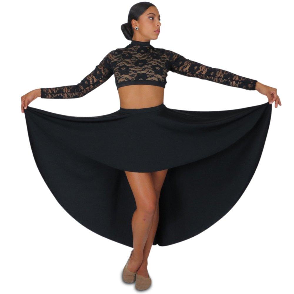long-dance-skirts-adults-black-high-low2