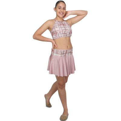 buy this Dusty Rose Lyrical Dance Costume for your lyrical team
