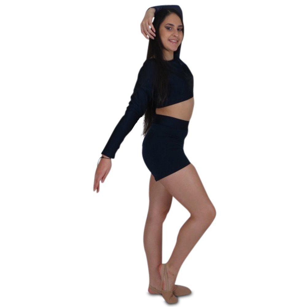 girls-spandex-dance-shorts-high-waist