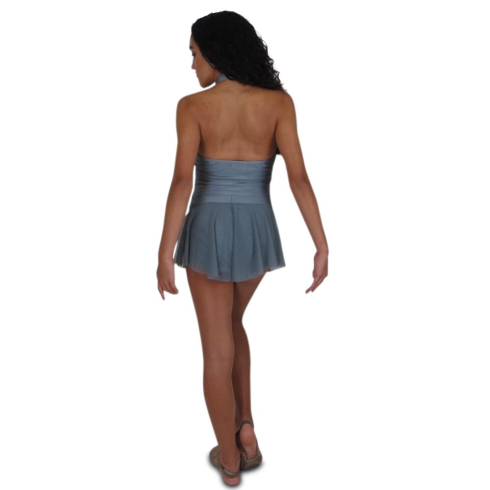 mini-skirt-dance-gray-mesh