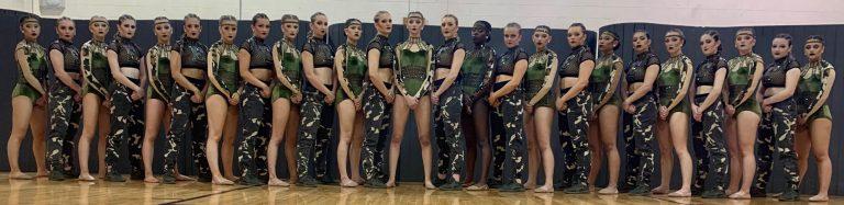 custom team costumes for eastern michigan university